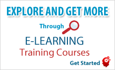 e learning and training courses
